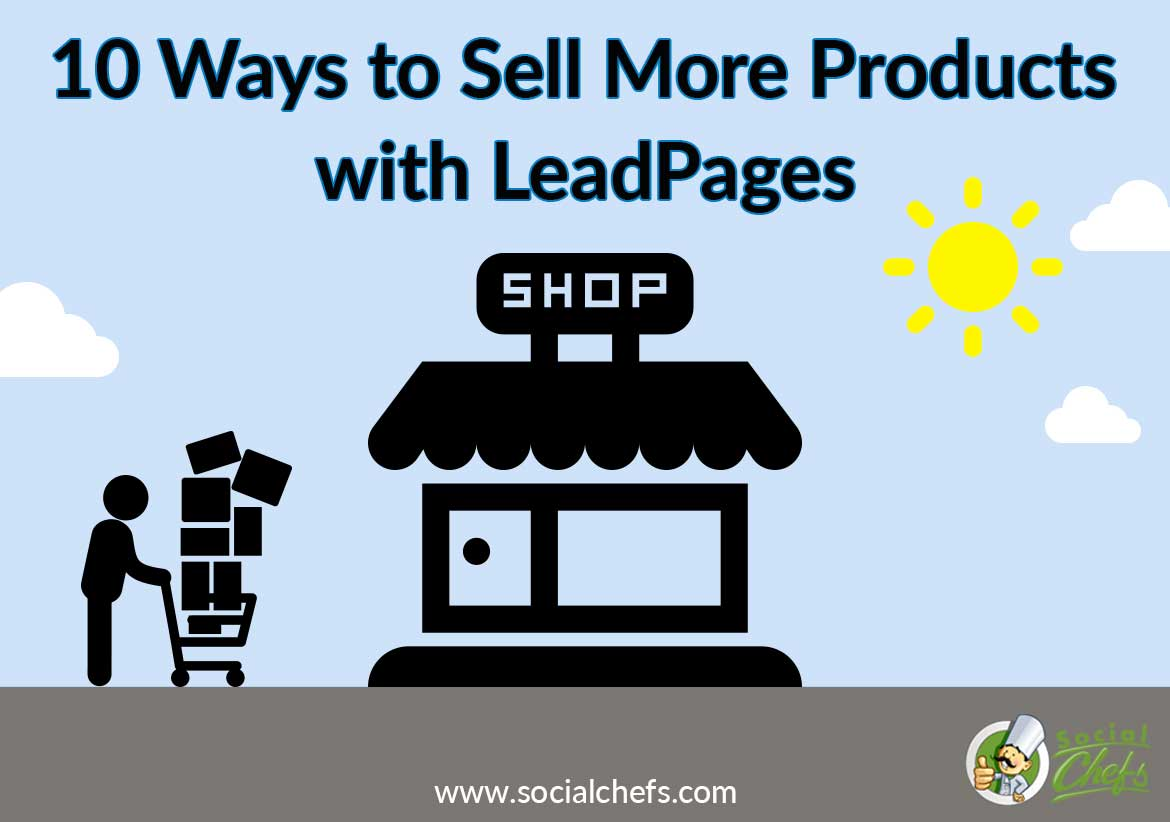 LeadPages for Retail - Featured