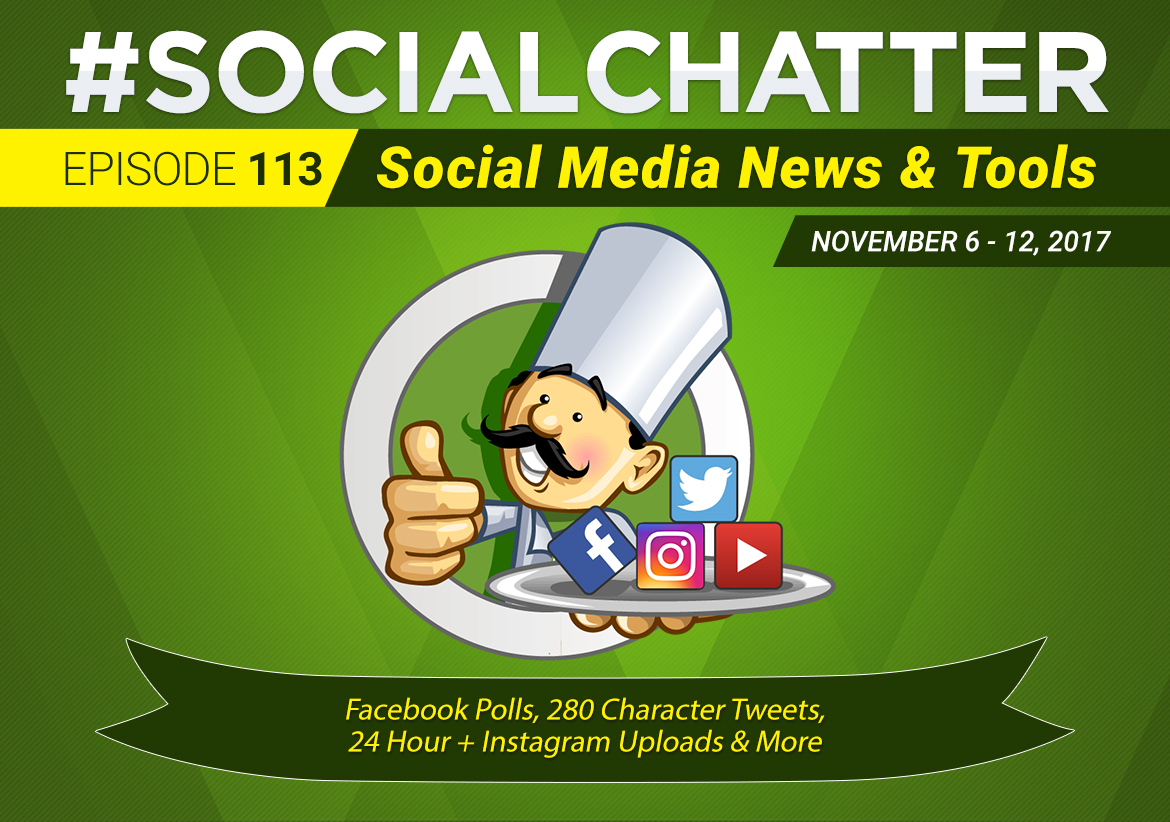 Social Chatter: Episode 113 - Featured