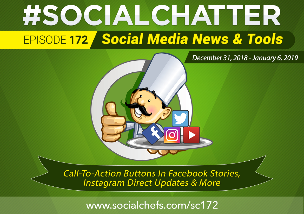Social Chatter: Episode 172 - Featured