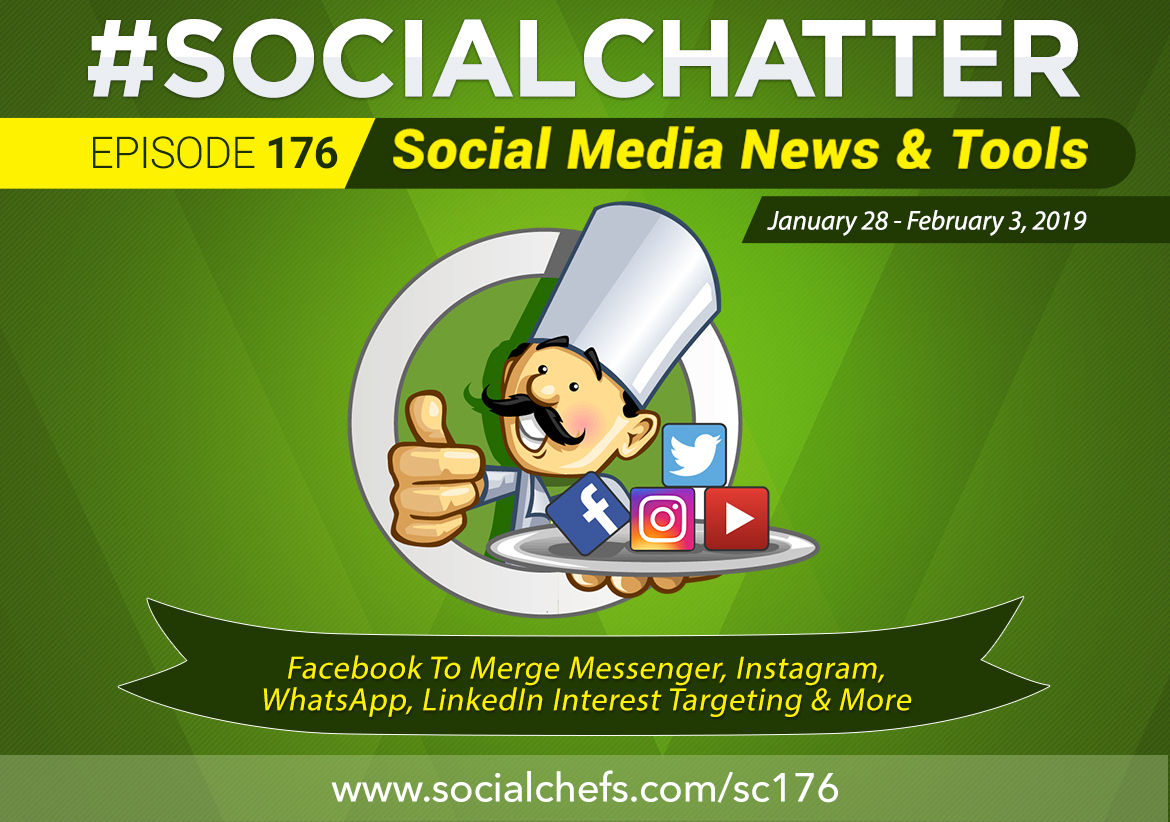 Social Chatter: Episode 176 - Featured